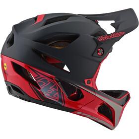 Troy Lee Designs Stage MIPS Helmet race/black/red